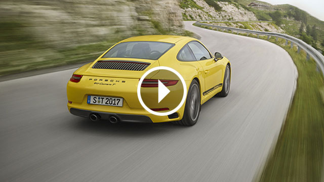 Porsche predstavio model 911 Carrera T
