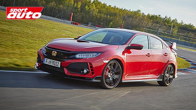 Honda Civic Type R osvojila posebno priznanje u Njemačkoj