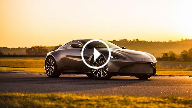 Predstavljen novi Aston Martin Vantage