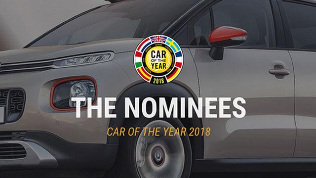 Objavljena imena finalista izbora za Europski automobil godine