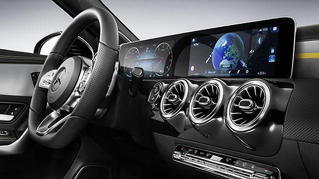 Mercedes-Benz predstavio interijer nove A klase