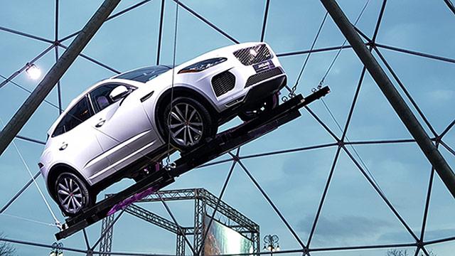 Jaguar E-Pace pretpremijerno predstavljen u Hrvatskoj
