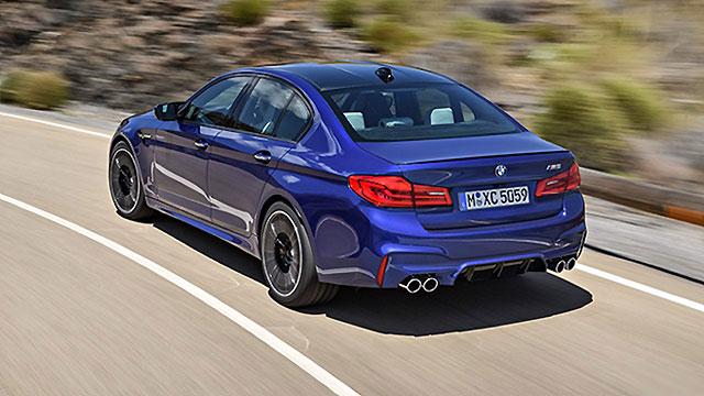 BMW već radi na hibridnom M5