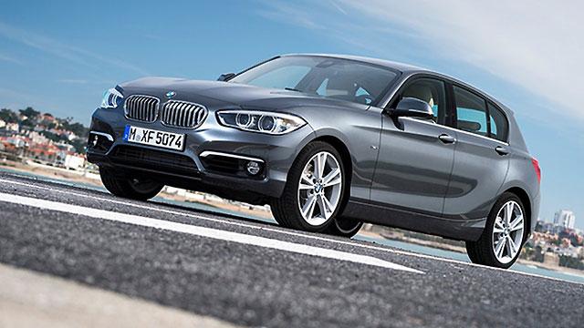 Nova BMW serija 1 – posljednja saznanja