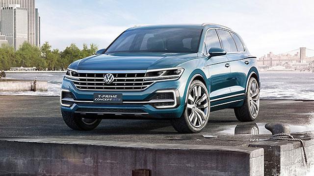 Novi Volkswagen Touareg će biti predstavljen u travnju 2018.