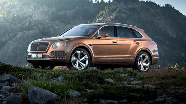 Bentley širi ponudu modela Bentayga – stiže i hibrid