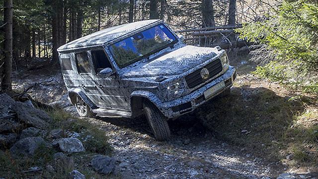 Mercedes-Benz objavio prve službene podatke o novoj G klasi