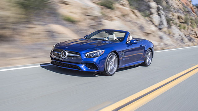 Novi Mercedes-Benz SL stiže 2021.