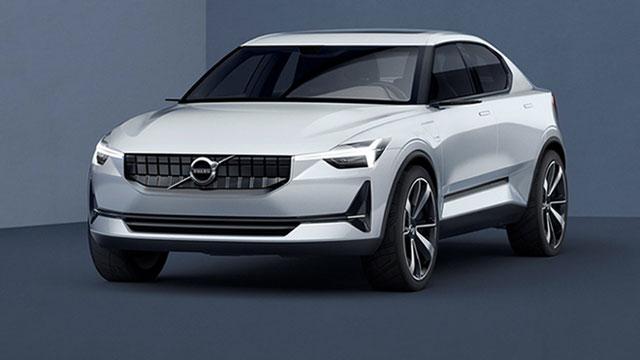 Prvi električni Volvo u hatchback izdanju?