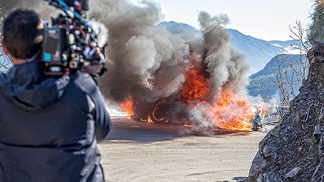 Vatreni sportaš: Alpine A110 stradao pri snimanju epizode Top Geara