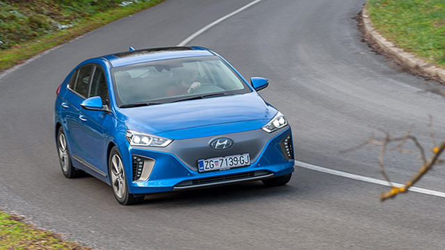 Hyundai Ioniq EV Limited Edition