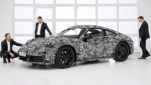 Hibridni Porsche 911 stiže s redizajnom sljedeće generacije