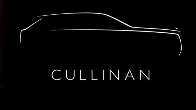 Rolls-Royce napokon potvrdio naziv svog prvog SUV-a