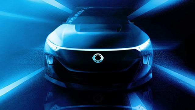 SsangYong e-SIV – konceptna najava novog kompaktnog SUV-a