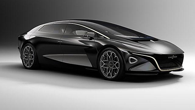 Lagonda – električni model stiže 2021.