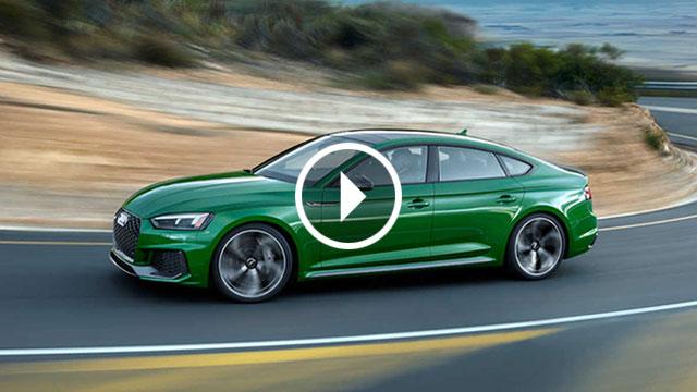 Audi predstavio RS5 Sportback