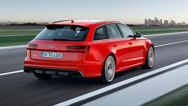 Sljedeće godine stiže Audi RS6 snage 605 KS