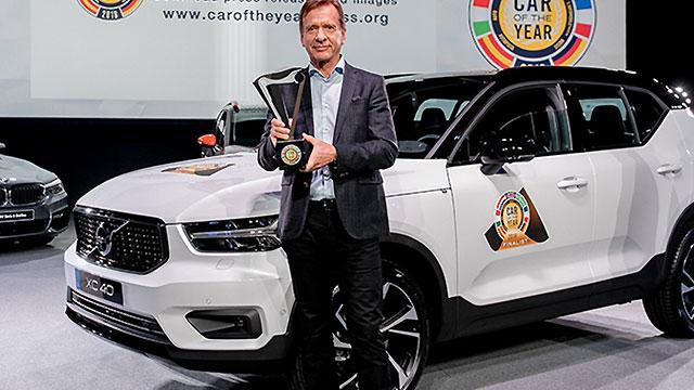 Europski automobil godine 2018. je…
