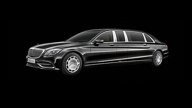 Mercedes-Maybach predstavio osvježeni Pullman