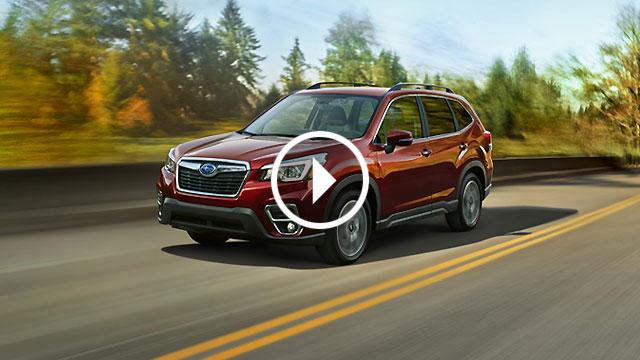 Subaru predstavio novi Forester