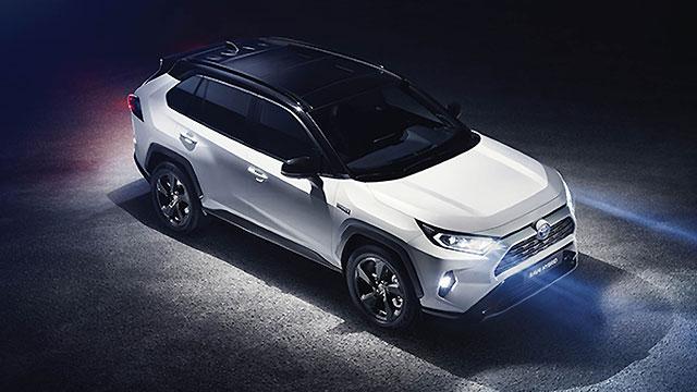 Na naše tržište stigla nova Toyota RAV4