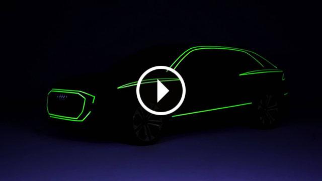 Audi objavio novi teaser modela Q8