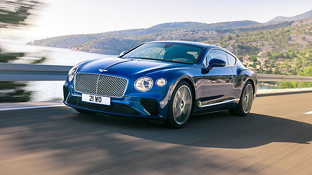 Bentley – sljedeći Continental GT s električnim pogonom