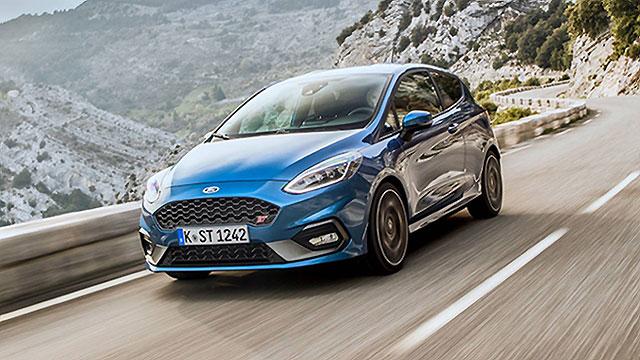 Ford – ipak ništa od Fieste RS