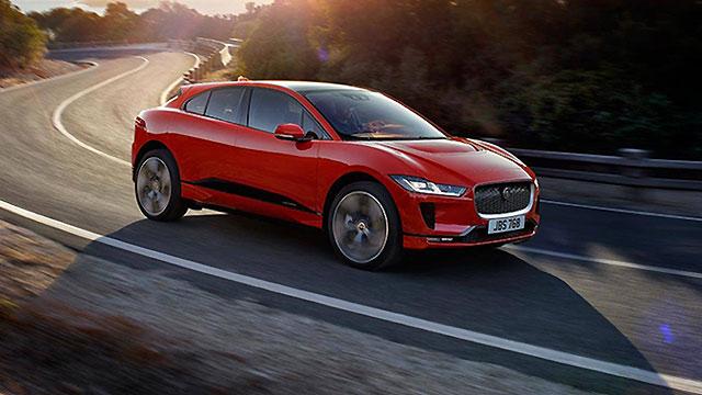 Jaguar I-Pace SVR bi mogao biti presnažan