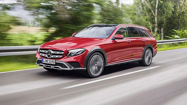 Mercedes-Benz planira C klasu All-Terrain?