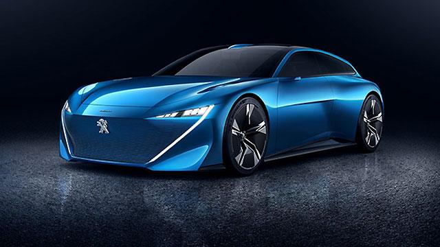 Peugeot za Pariz najavio radikalan koncept