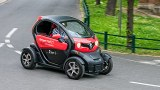 Renault Twizy 80 Intens Red
