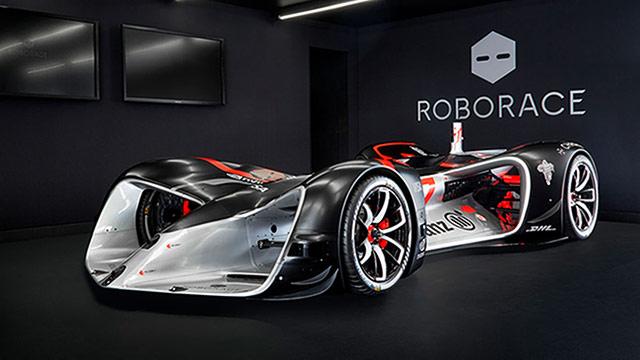 Roborace Robocar – autonomni trkač spreman za Goodwood