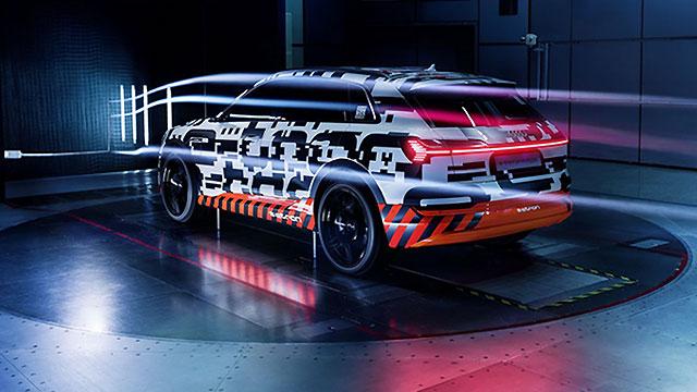 Audi E-Tron: kamere umjesto standardnih retrovizora