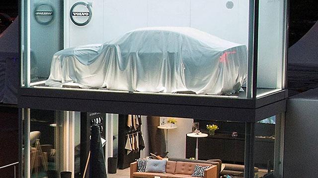 Volvo S60 – posljednja najava pred skoru premijeru