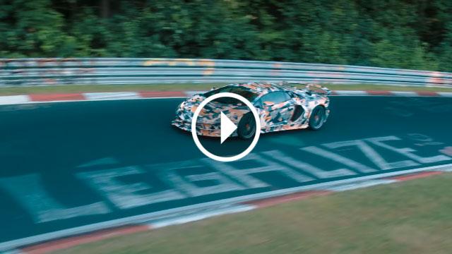 Lamborghini potvrdio Aventador SVJ – novog rekordera Nürburgringa?