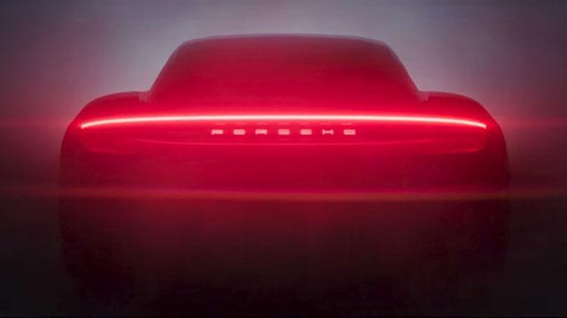 Porsche Taycan – u rujnu napokon produkcijska izvedba