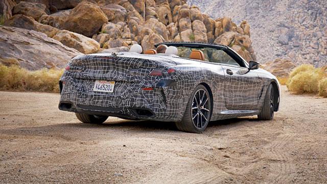 BMW najavio seriju 8 Convertible