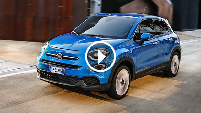 Fiat predstavio osvježeni 500X