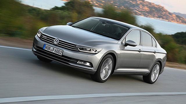 Volkswagen sprema facelift Passata