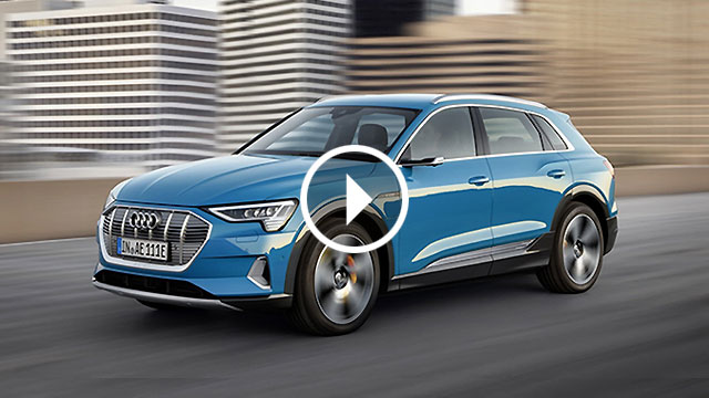 Audi krenuo električnim putem: predstavljen E-Tron!
