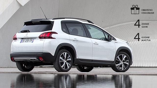 Posebna ponuda za Peugeot 2008