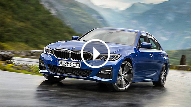 BMW u Parizu predstavio novu seriju 3
