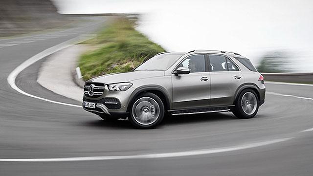 Mercedes-Benz GLE PHEV sa 100 km električne autonomije
