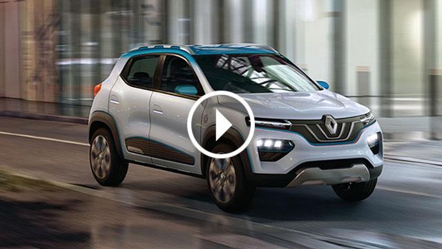Renault K-ZE – budući pristupačni električni crossover