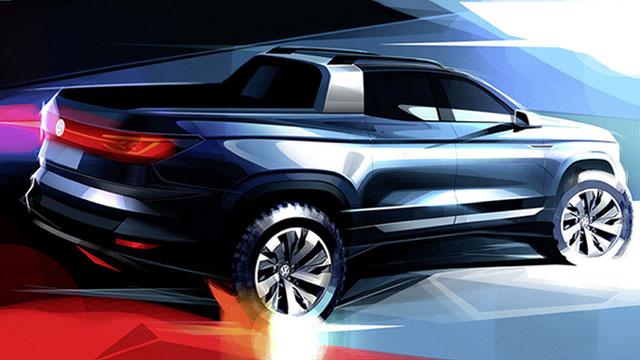 Volkswagen najavio kompaktni pickup