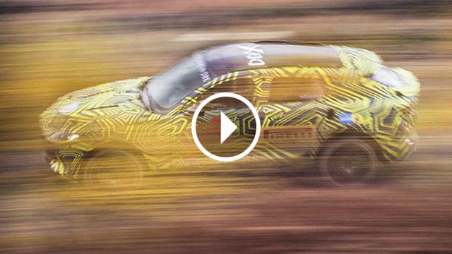 Aston Martin najavio svoj prvi SUV – DBX