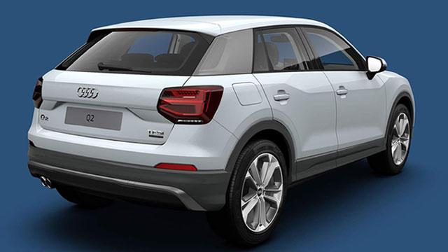 """Audi s modelom Q2 u serijsku proizvodnju uvodi """"djelomično matiranje"""""""