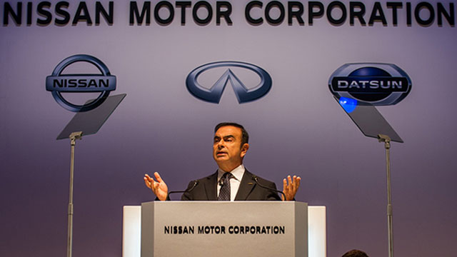 Uhićen šef Renault-Nissana Carlos Ghosn