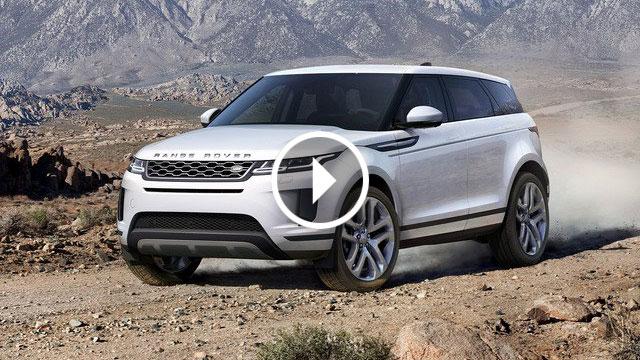 Predstavljen novi Range Rover Evoque